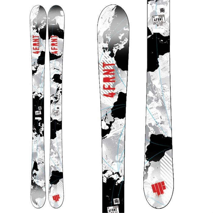 4FRNT - TNK Jr Skis - Youth 2011