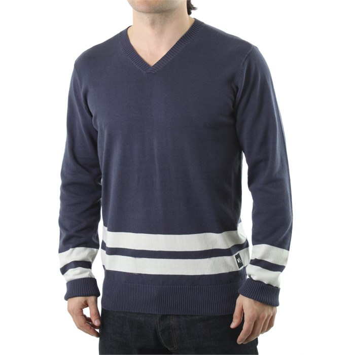 RVCA - CD-R V Neck Sweater