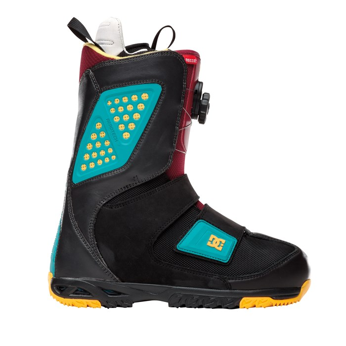 DC - Status BOA Travis Rice Snowboard Boots 2012