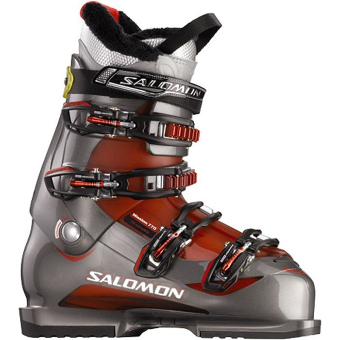 many styles best shoes where can i buy Salomon Mission 770 Ski Boots 2011