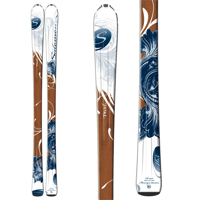 Salomon - Origins Pearl Skis - Women's 2011