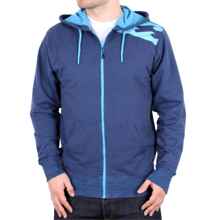 Billabong - Transparent Zip Hoodie