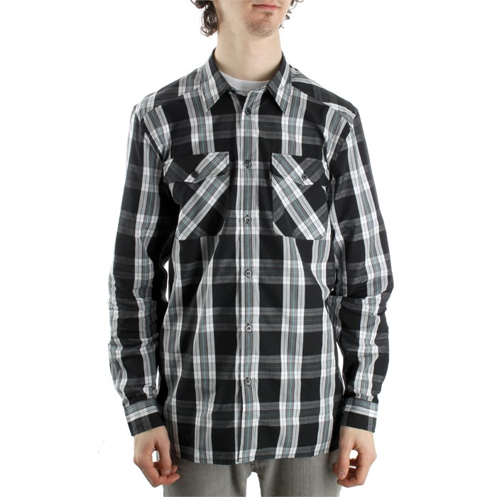 Wesc - Hogge Long Sleeve Button Down Shirt