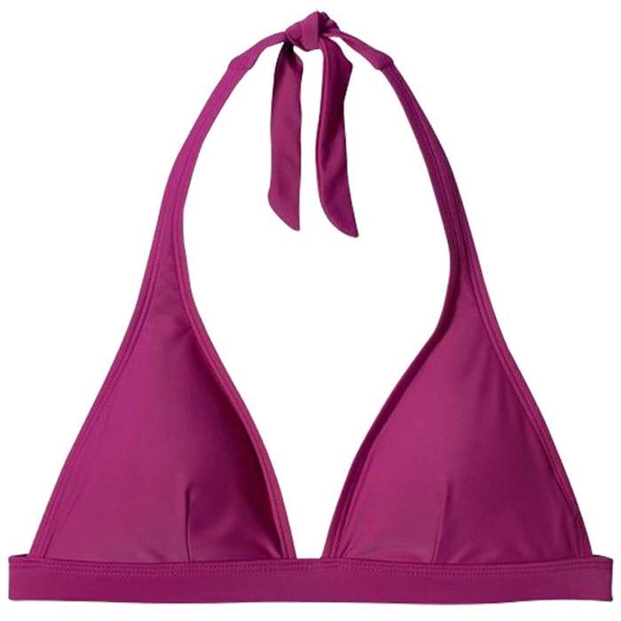 Patagonia - Solid Boucau Halter Bikini Top - Women's