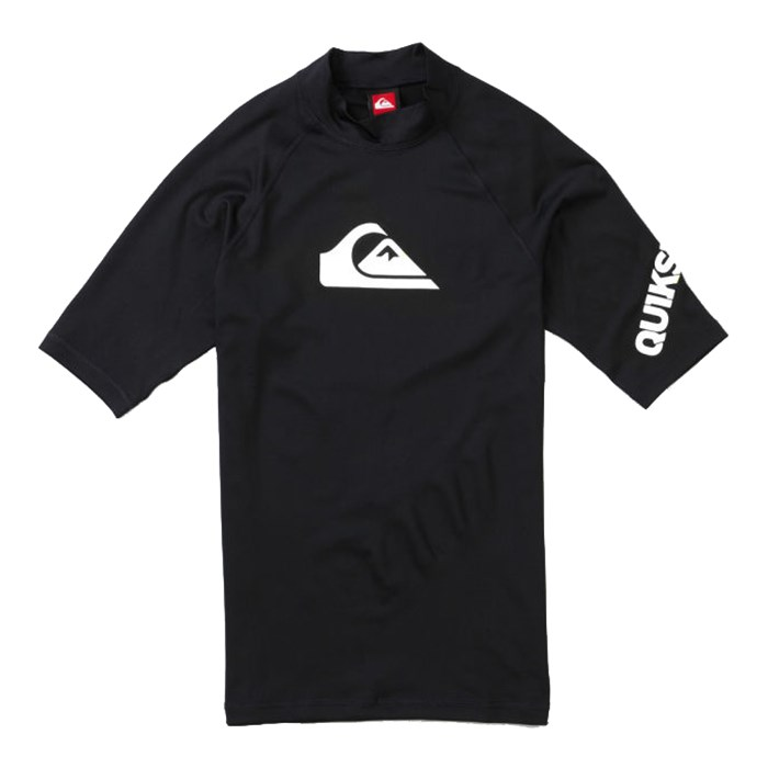 Quiksilver - All Time Short Sleeve Surf Shirt 2011
