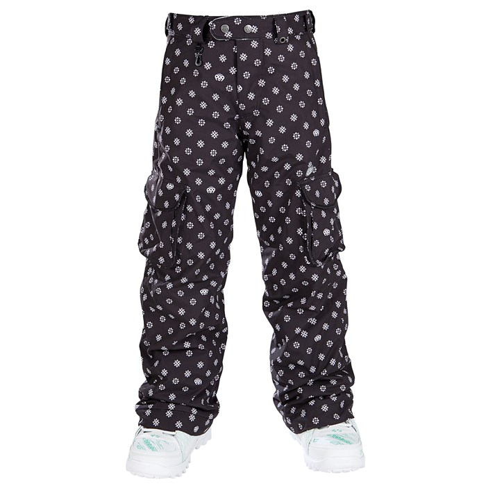 686 - Smarty Olivia Cargo Insulated Pants - Youth - Girl's