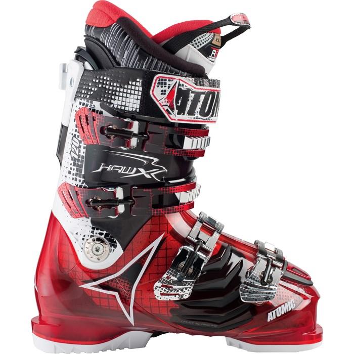 sale retailer b203e 1218a Atomic Hawx 120 Ski Boots 2012