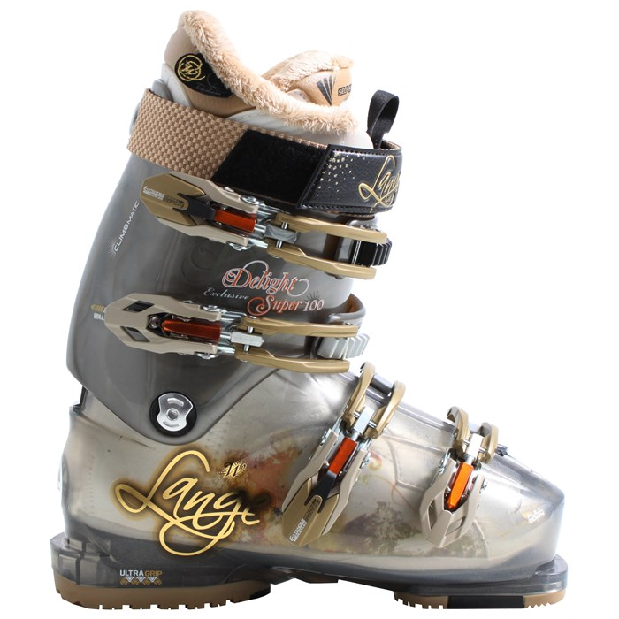 Lange - Exclusive Delight Super 100 Ski Boots - Women's 2011