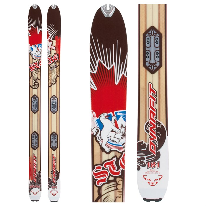 Dynafit - Stoke Freeride Alpine Touring Skis 2013