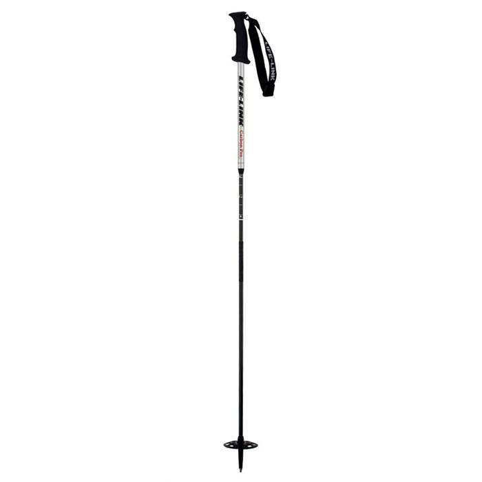 Life Link - Carbon Pro Adjustable Ski Poles 2012