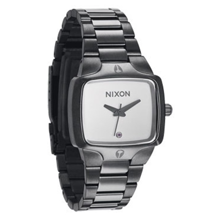 Nixon - Nixon The Small Player Watch - Women's