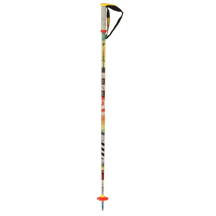 Line Skis - Pollard's Paint Brush Ski Poles 2012