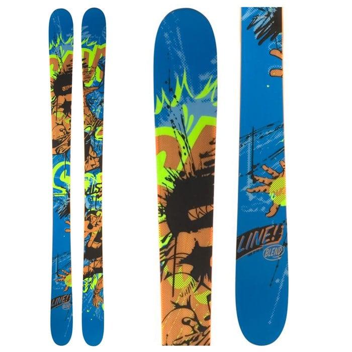 Line Skis - Blend Skis 2012