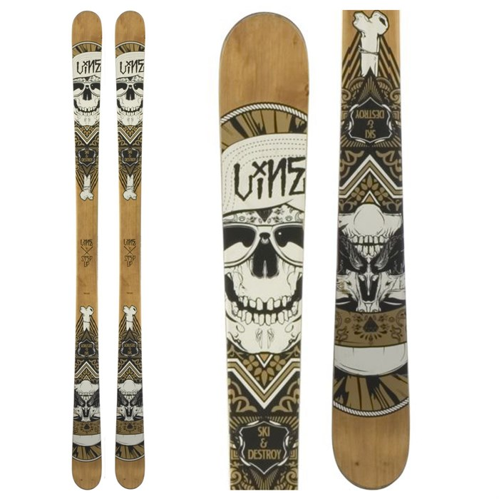 Line Skis - Line Skis Step Up Skis 2012