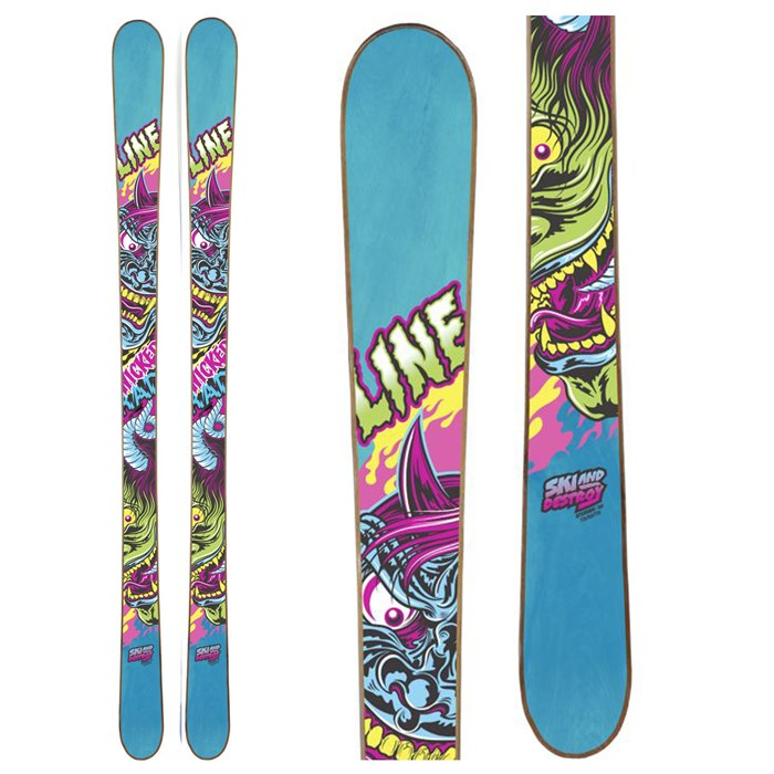 Line Skis - Line Skis Afterbang Skis 2012