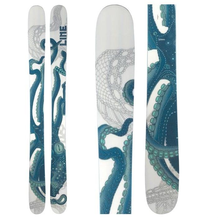 Line Skis - Pandora Skis - Women's 2012