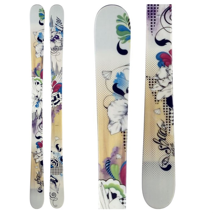 Line Skis - Shadow Skis - Women's  2012
