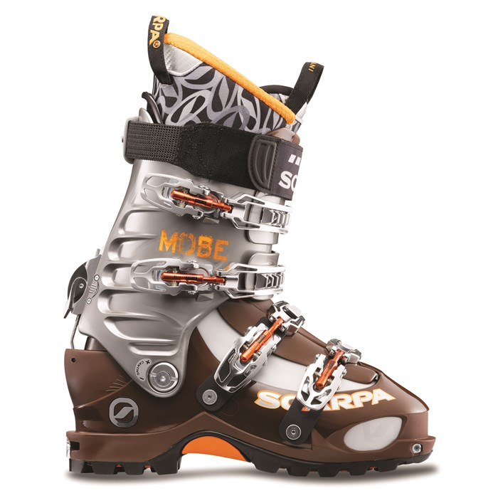 Scarpa - Mobe Alpine Touring Ski Boots 2012
