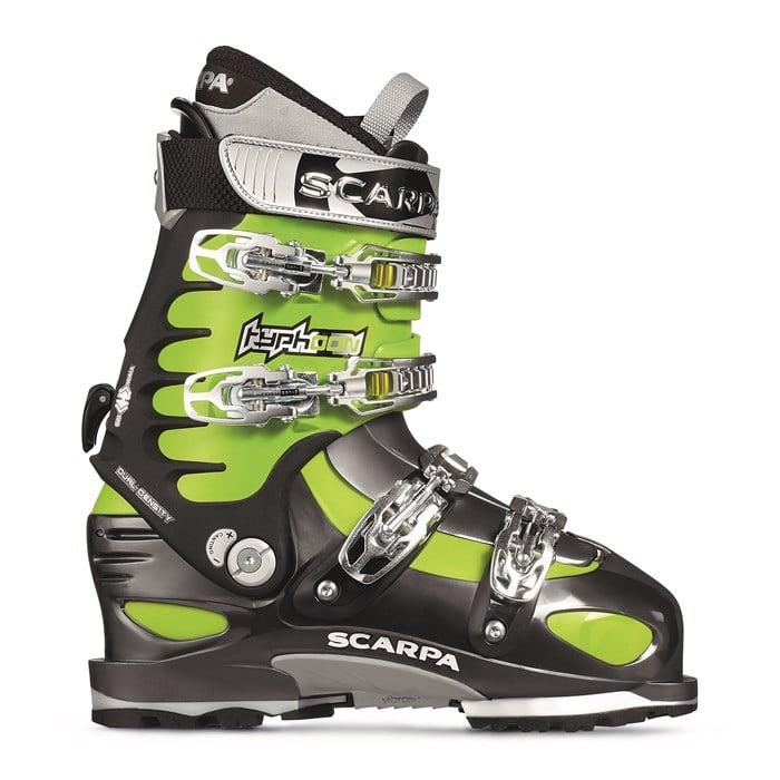 Scarpa - Typhoon Alpine Touring Ski Boots 2012