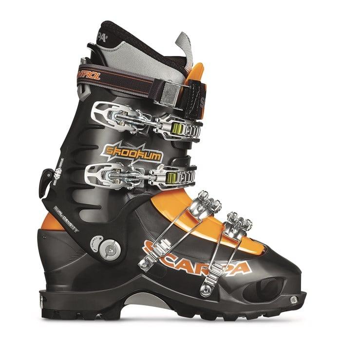 Scarpa - Skookum Alpine Touring Ski Boots 2012