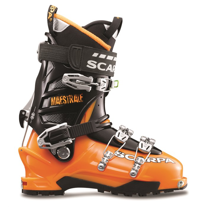 Scarpa - Maestrale Alpine Touring Ski Boots  2012