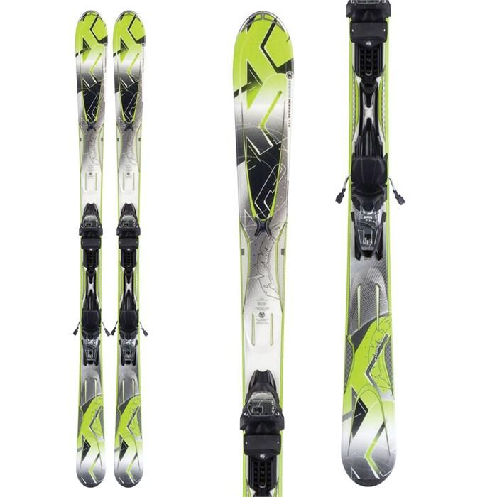 K2 A.M.P. Photon Skis + Marker M3 10.0 Bindings 2012