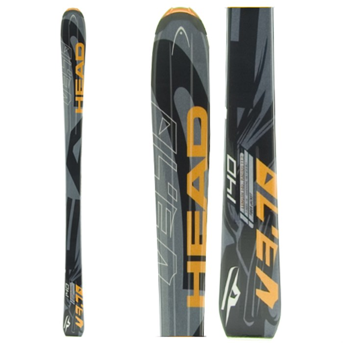 Head - Mpulse 3.70 Skis 2005