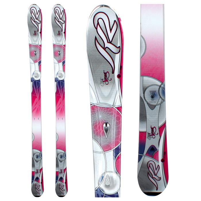 K2 - SuperSweet Skis - Women's 2012