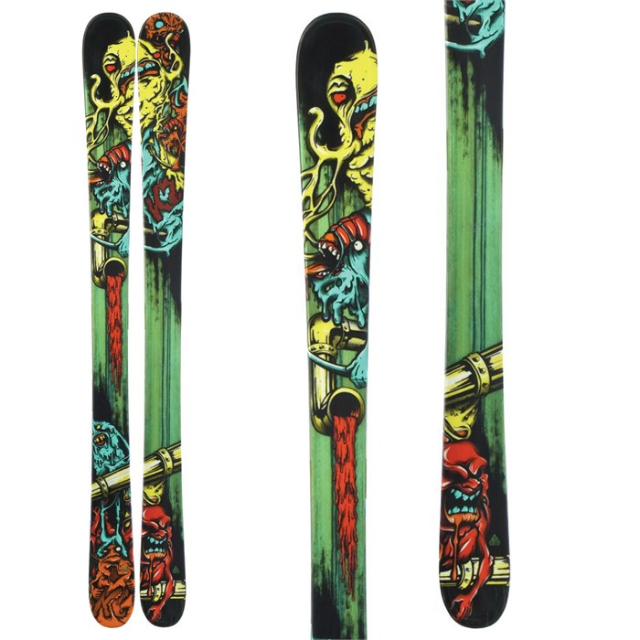 K2 - Bad Seed Skis - Youth 2012