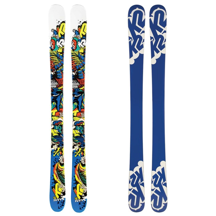 K2 - Juvy Skis - Youth 2012