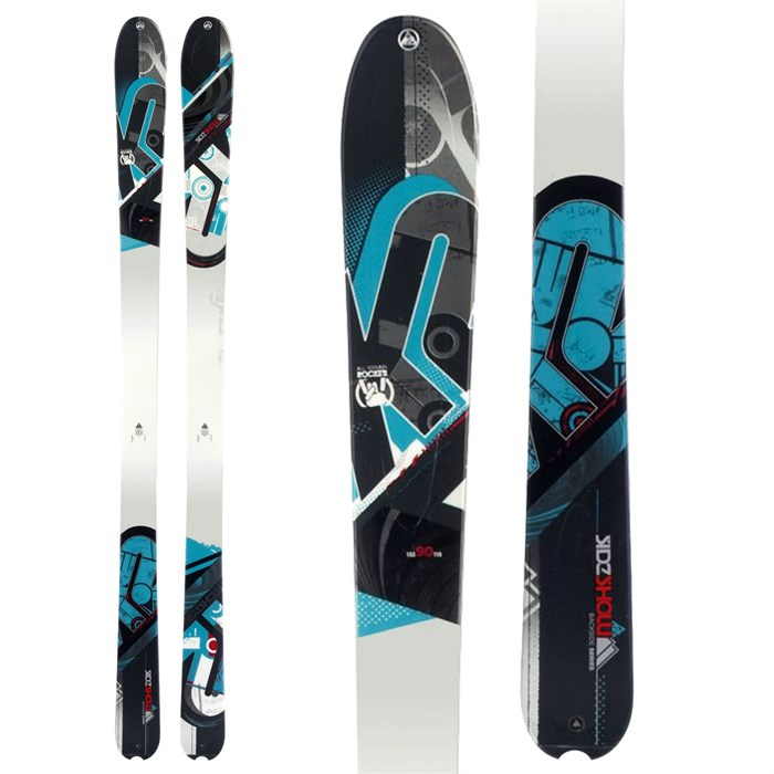 K2 - SideShow Skis 2012