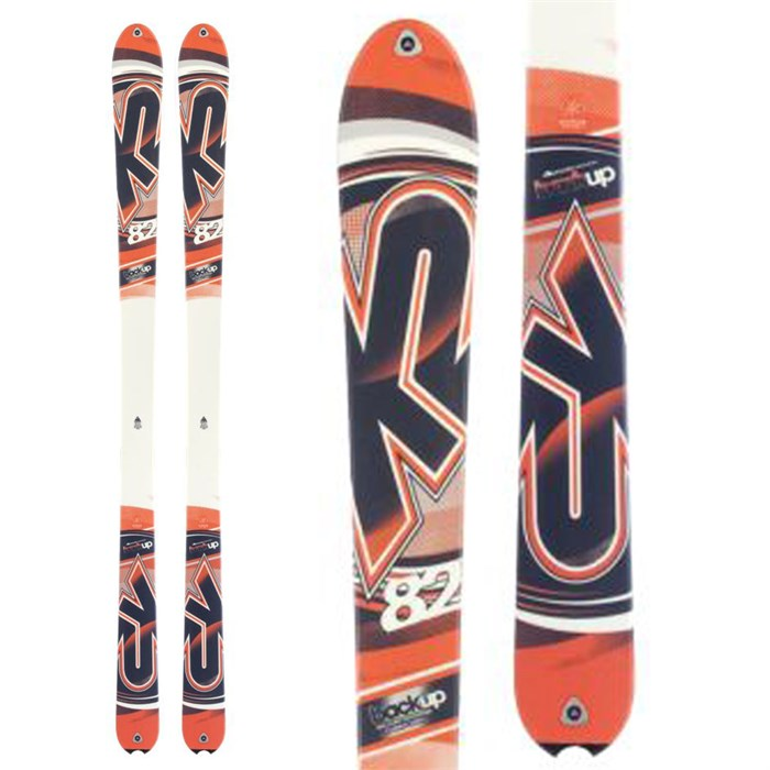 K2 - Backup Skis 2013