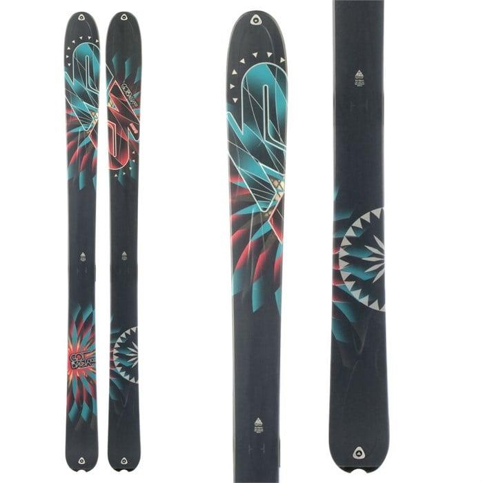 K2 - GotBack Skis - Women's  2012