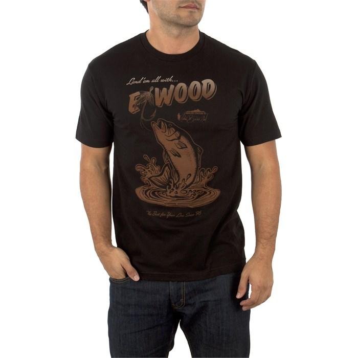 Elwood - Silas' Angler T Shirt