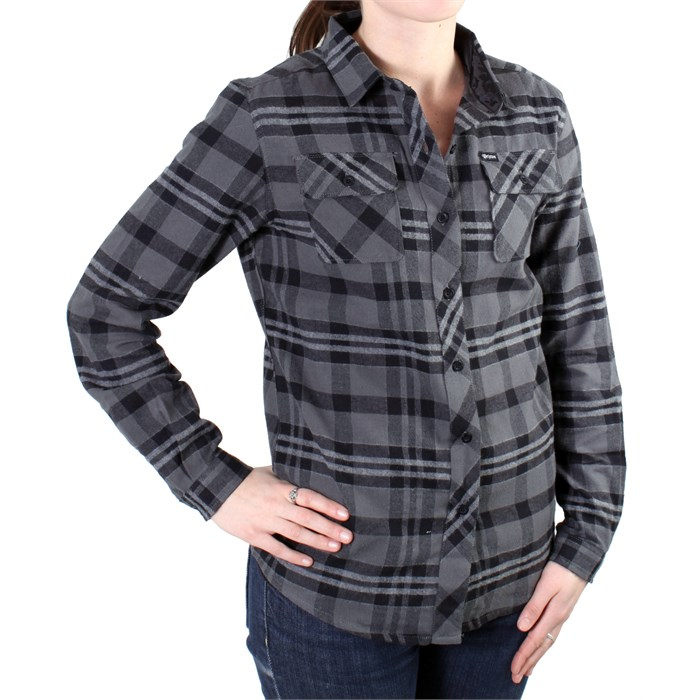 Brixton - Vamp Button Down Shirt - Women's
