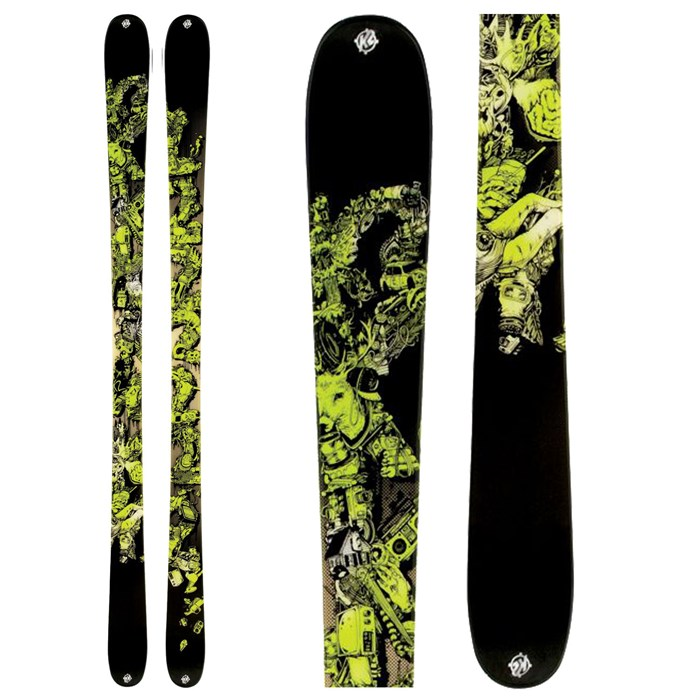 K2 - Sight Skis 2012