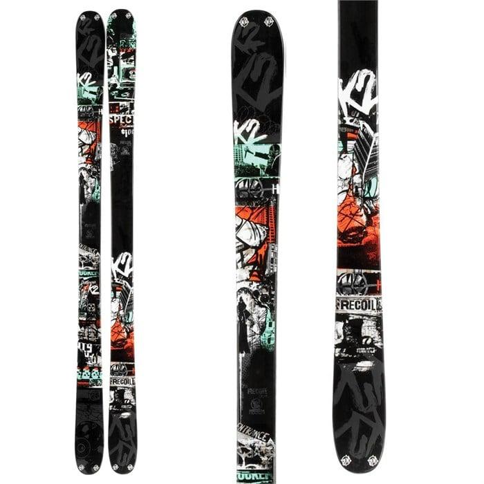K2 - Recoil Skis 2012