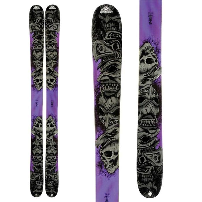 K2 - obSETHed Skis 2012