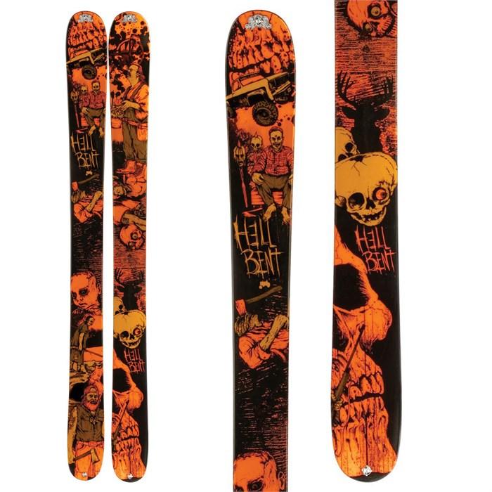 K2 - HellBent Skis 2012