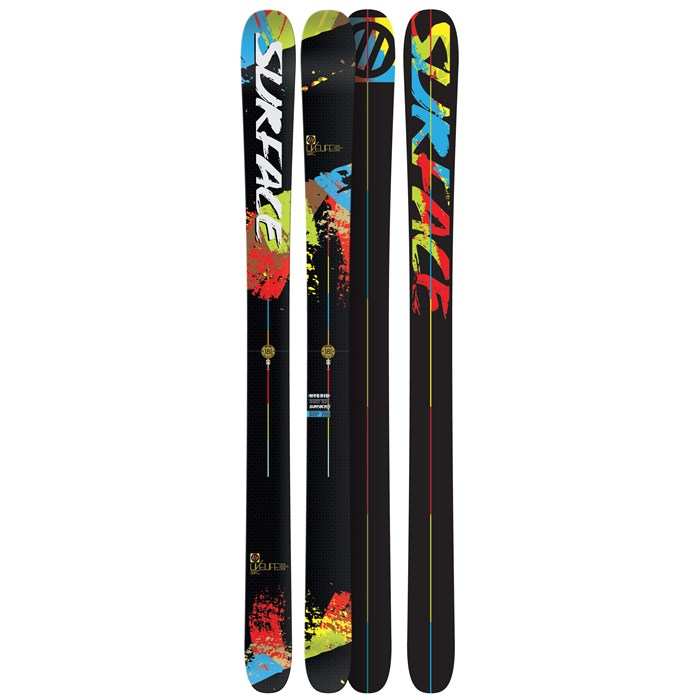 Surface - Live Life Skis 2012
