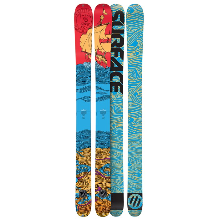 Surface - Drifter Skis 2012