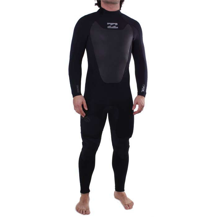 Billabong - Foil 5/4/3 GBS Back Zip Full Wetsuit