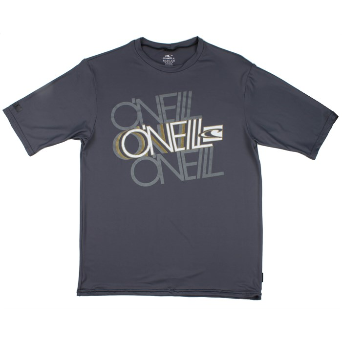 O'Neill - Skins Graphic Rash Tee Surf Shirt 2011