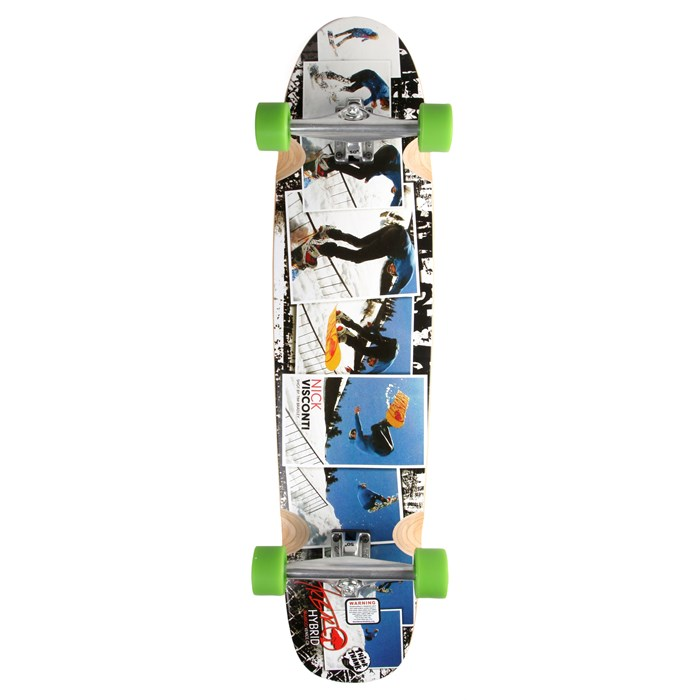 Arbor - Hybrid Bamboo Longboard Complete