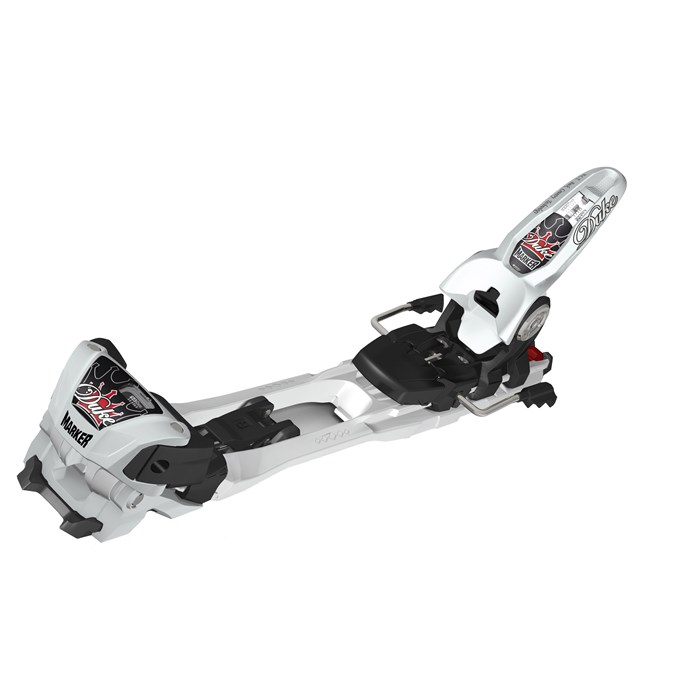 Marker - Duke (Small) Ski Bindings (110mm Brakes) 2012