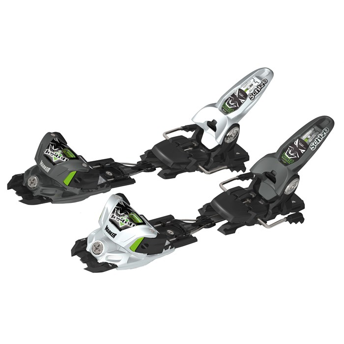 Marker - Jester Schizo Ski Bindings (110mm Brakes) 2012
