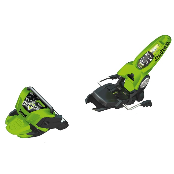 Marker Jester Pro Ski Bindings (110mm Brakes) 2012
