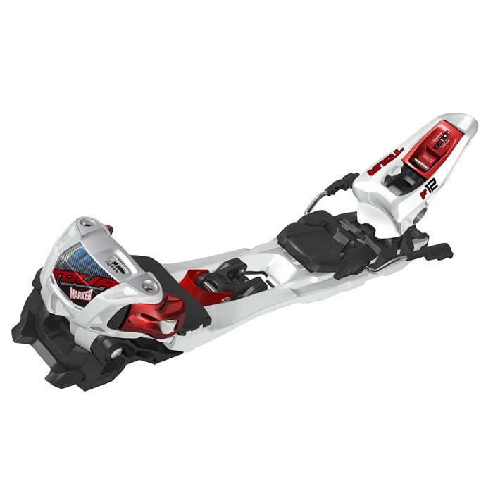 Marker - Tour F12 (Large) Alpine Touring Bindings (110mm Brakes) 2012