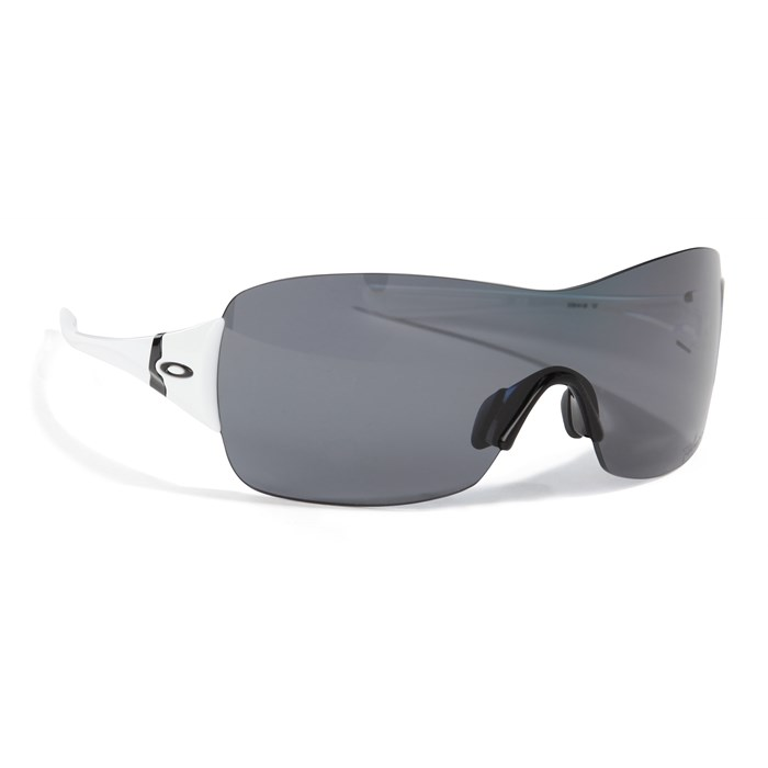 Oakley - Miss Conduct Squared Polarized Sunglasses - Women's