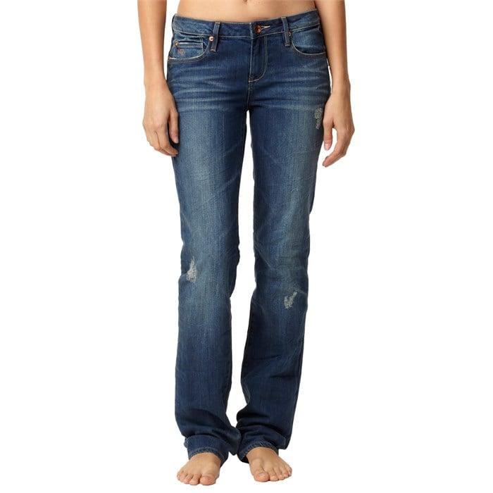 Quiksilver - Shipley Straight Jeans  - Women's